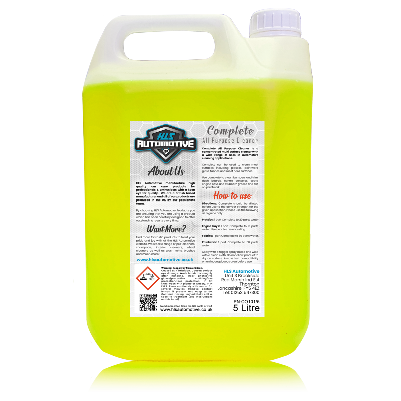 Complete - All Purpose Cleaner