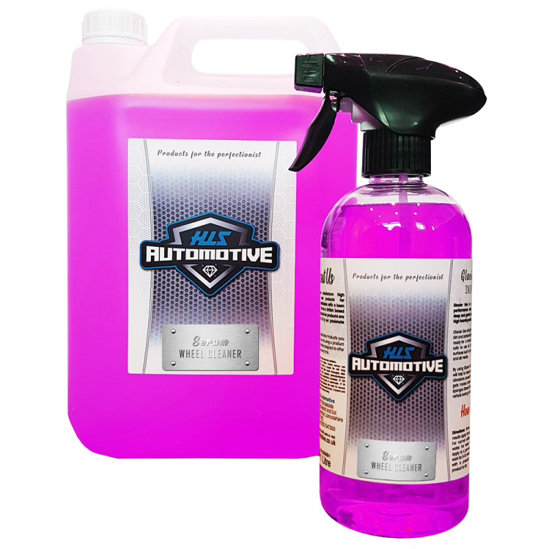 Serum - Acid Free Wheel Cleaner