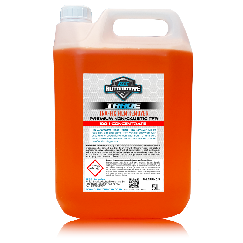 Traffic Film Remover TFR (Non-Caustic) 5L
