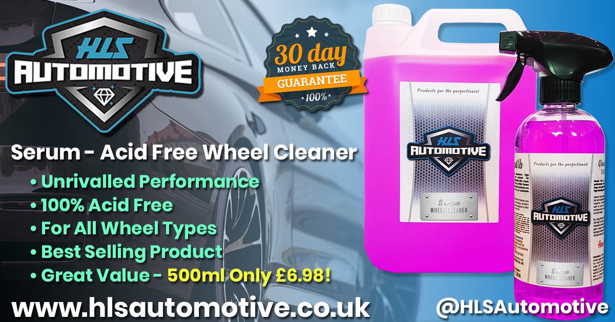Serum - Acid Free Wheel Cleaner